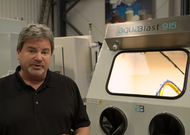 All you need to set up your Aquablast in one Video!